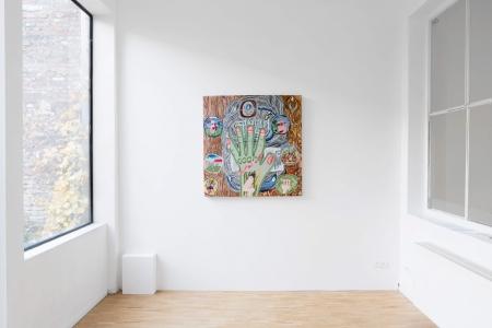 Klaas Rommelaere, DMW Art Space, contemporary art, crochet