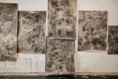 Denitsa Todorova, studio, dmw art space