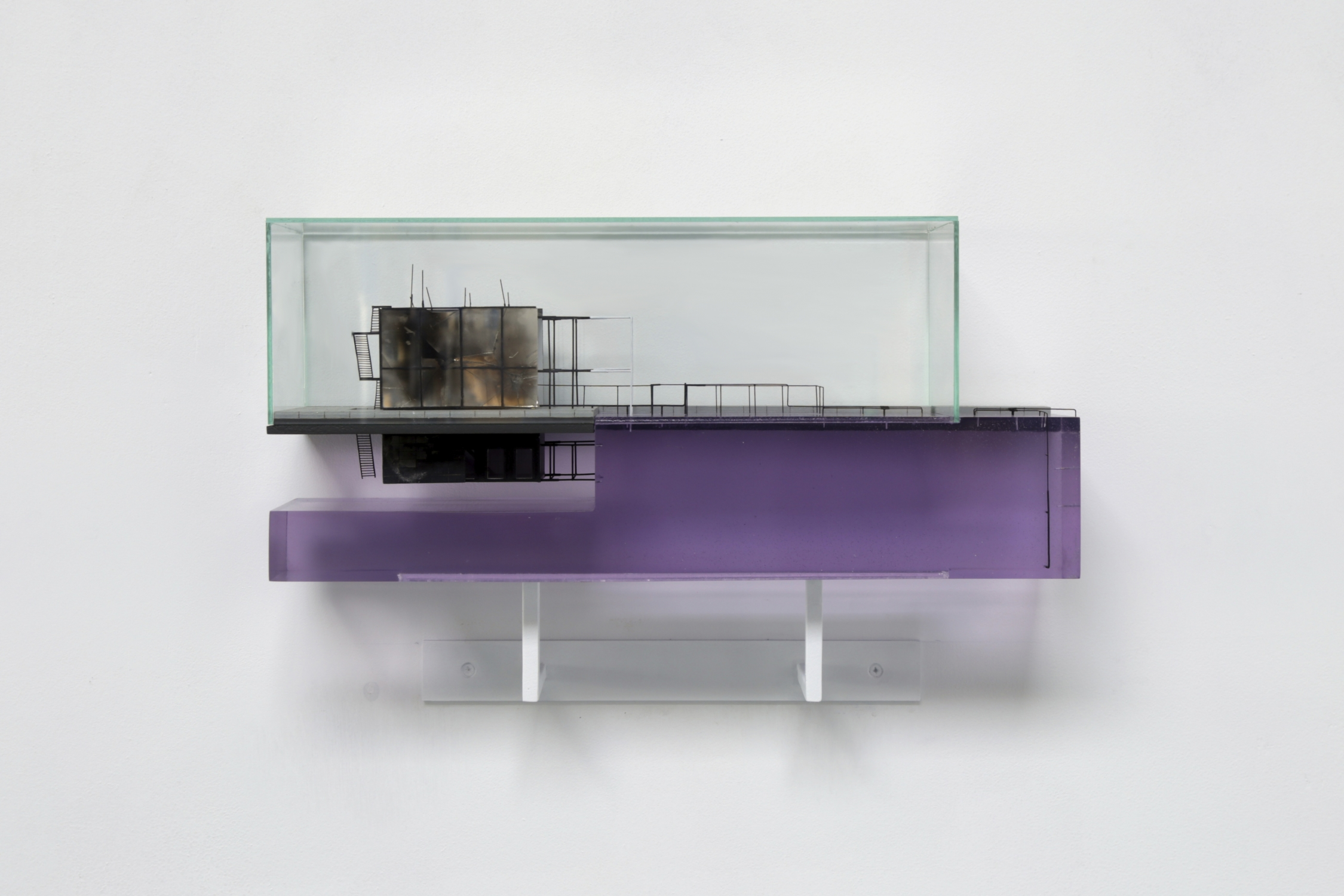 caroline van den eynden, art, artist, dmw art space, maquette, art rotterdam