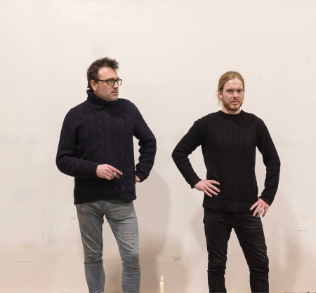 dmw art space, artists, joris vanpoucke, tim volckaert