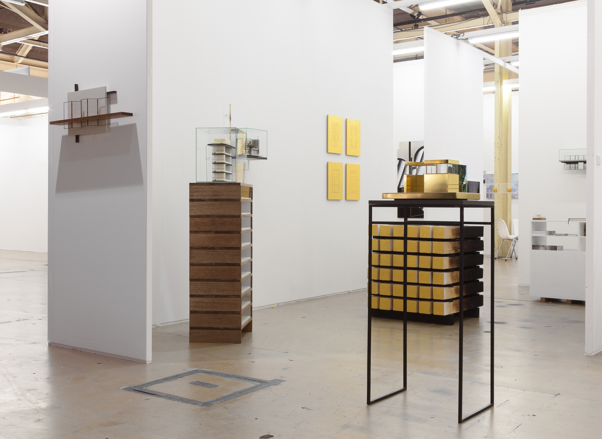 dmw art space, caroline van den eynden, art rotterdam, 2019, elemental entropy