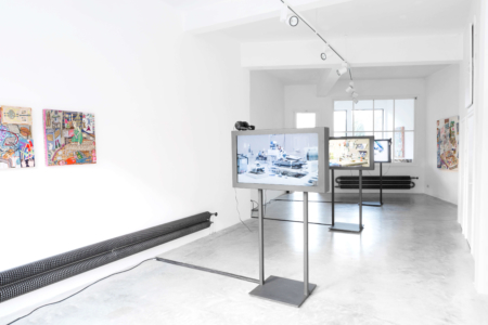 klaas rommelaere, frederik heyman, dmw gallery, clues, a speculative present