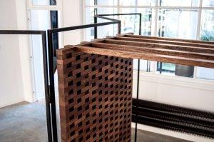 caroline van den eynden, dmw gallery, thomas raat, le papillon de l'architecture