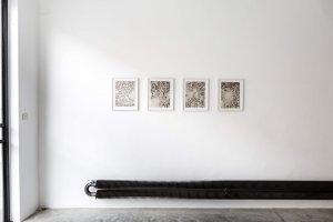 dmw gallery, 1+1+1=3, denitsa todorova