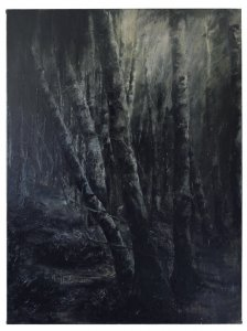 joris vanpoucke, dmw gallery, study for a landscape