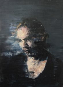 joris vanpoucke, dmw gallery, self portrait