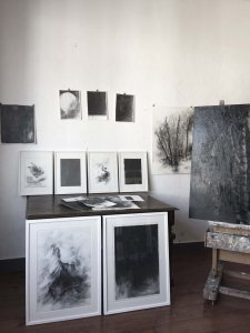joris vanpoucke, dmw gallery, studio view