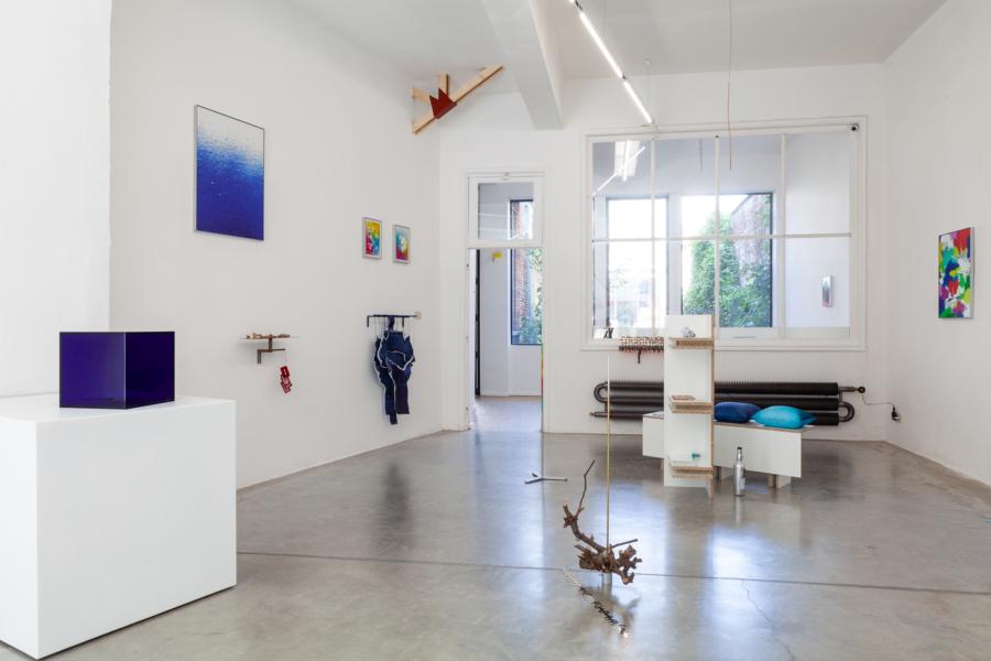dmw gallery, good conditions, kris van dessel, tom van malderen, 2019