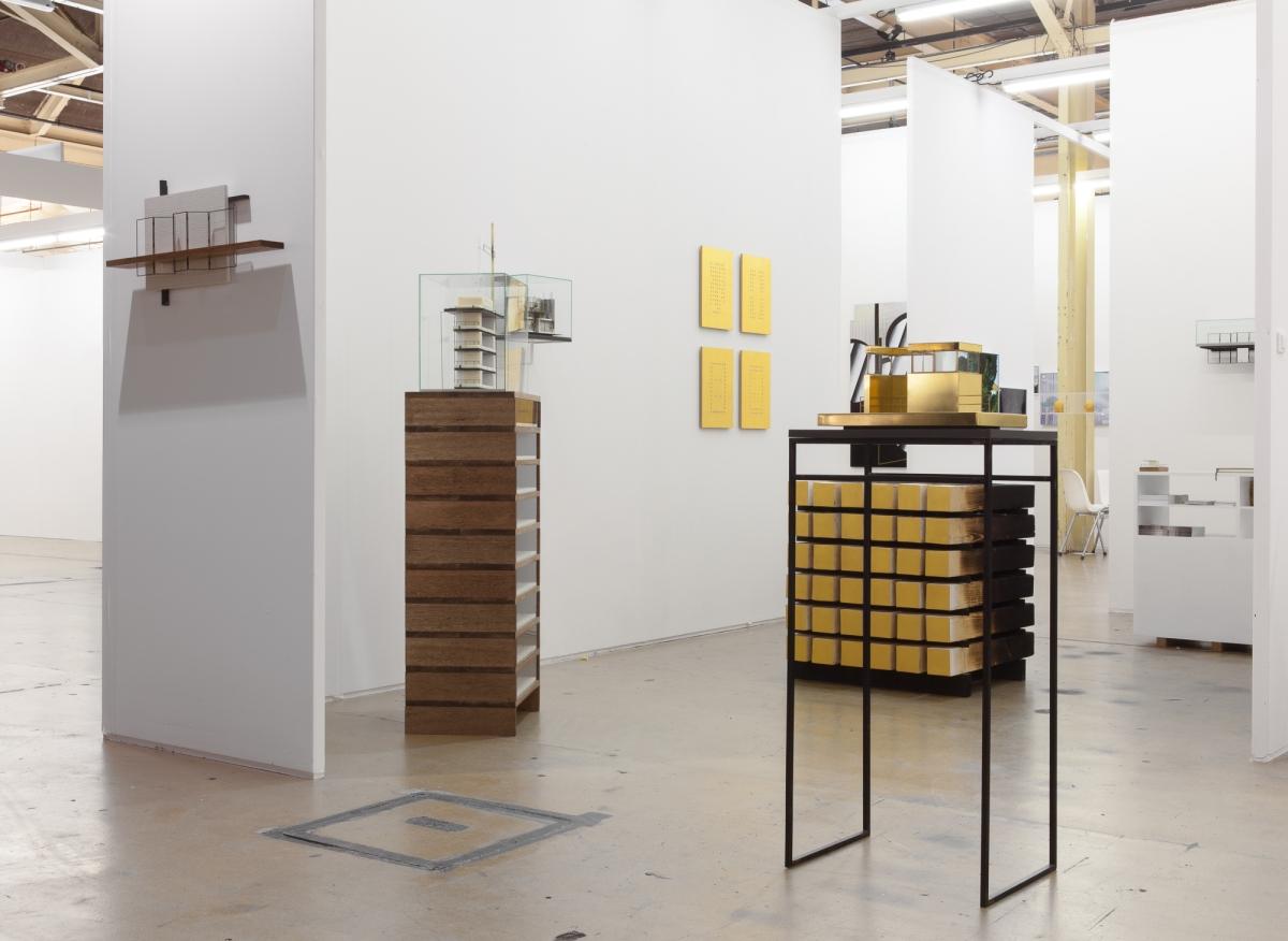 dmw gallery, caroline van den eynden, art rotterdam, elemental entropy, 2019