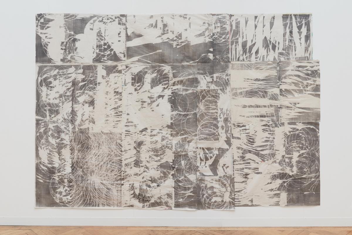 DMW gallery, ART ON PAPER, DENITSA TODOROVA