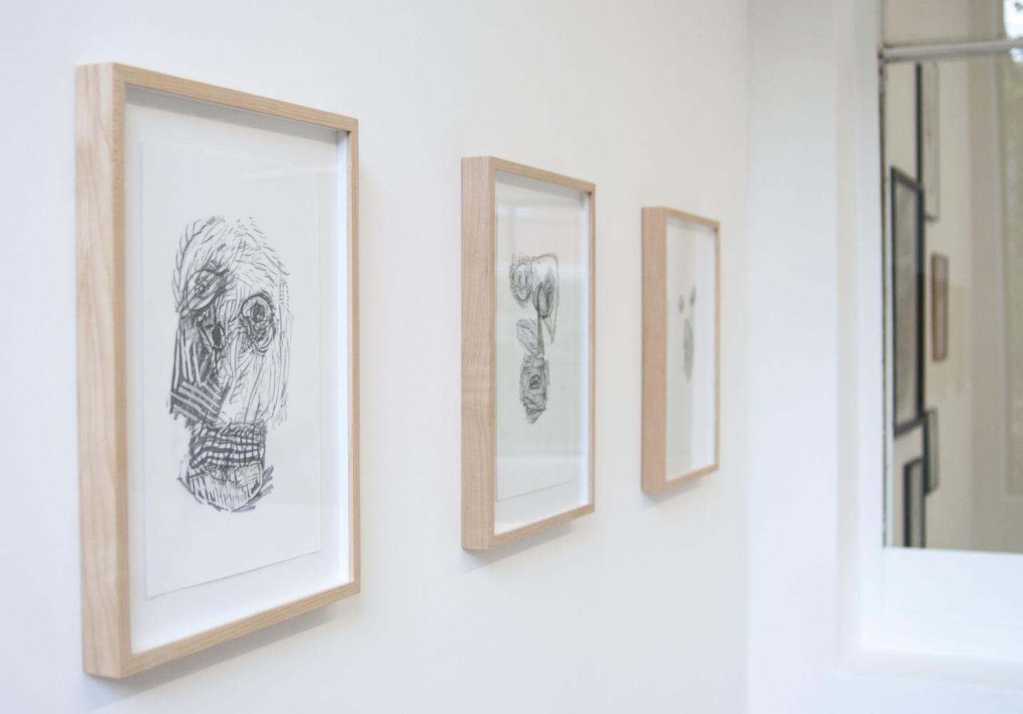 TATJANA gerhard, dmw, dmw art space, false faces
