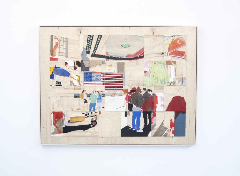 detlef waschkau, dmw, dmw gallery, beyond the matter