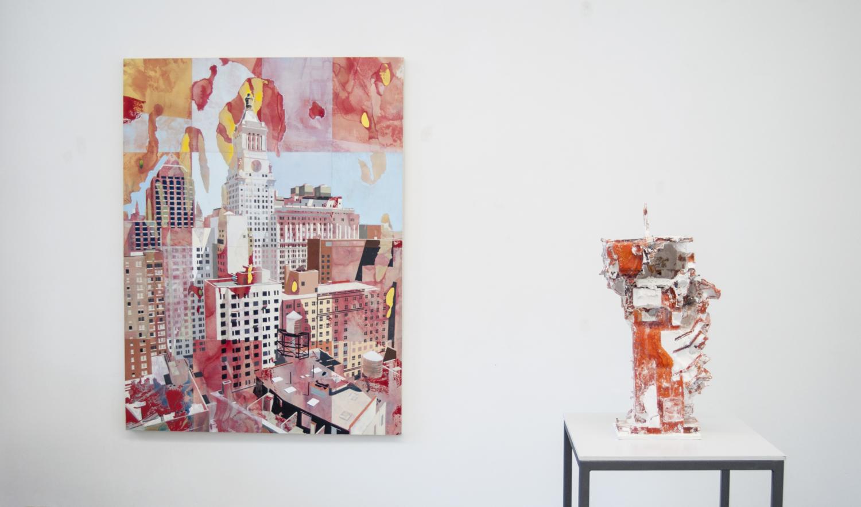 jehoshua rozenman, detlef waschkau, dmw gallery, beyond the matter