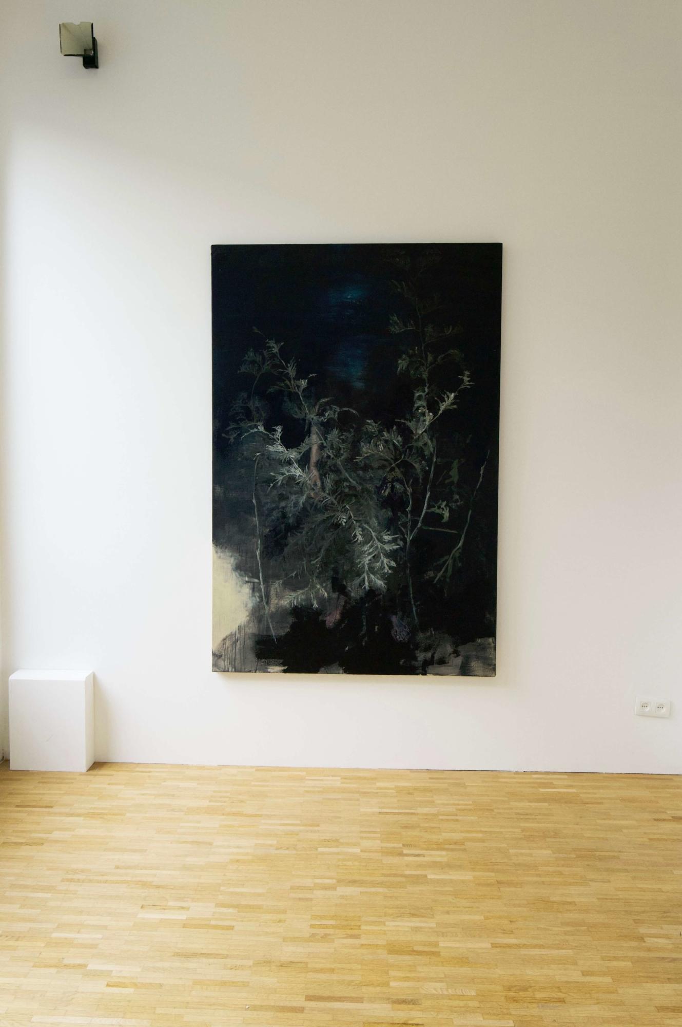 joris vanpoucke, dmw gallery, the knight has fallen