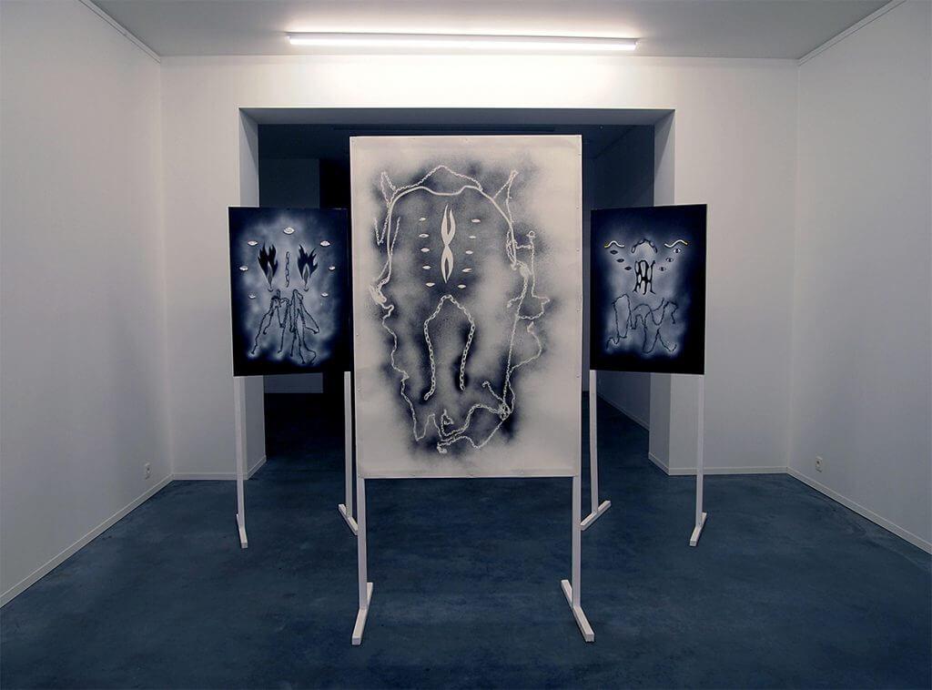 fia cielen, artist, dmw gallery, smoke and mirrors