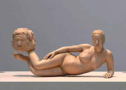 femmy otten, dmw gallery, one tear at a time, sculpture
