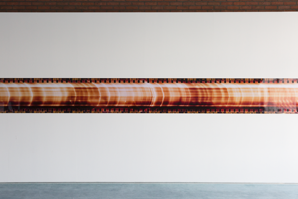 dries segers, dmw gallery, a circle a line a cross