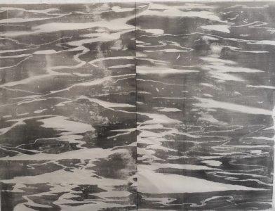 denitsa todorova, deep as water, dmw gallery, drawing
