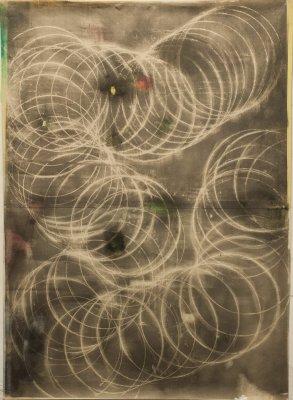 denitsa todorova, dmw gallery, drawing