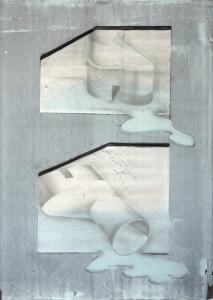 ellen pil, dmw gallery, painting, threshold detours shutters