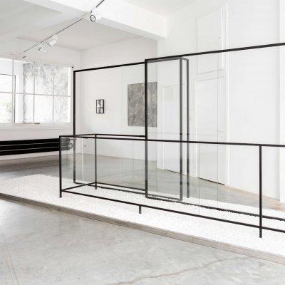 caroline van den eynden, dmw gallery, 1+1+1=3