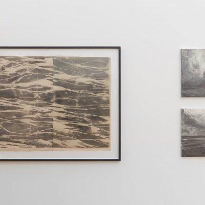 denitsa todorova, dmw gallery, joris vanpoucke, art on paper