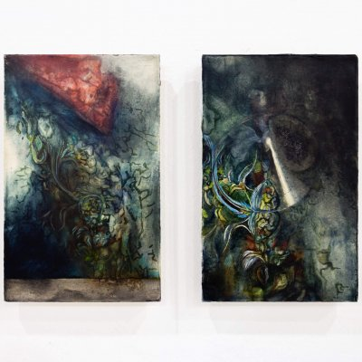 emilie terlinden, painting, dmw gallery, artist, appolonie