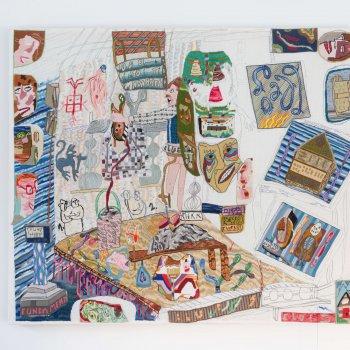 klaas rommelaere, dmw gallery, clues, a speculative present