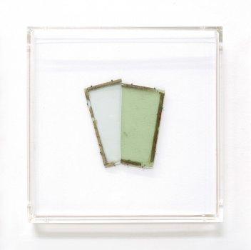 anneke eussen, dmw gallery, glass sculpture
