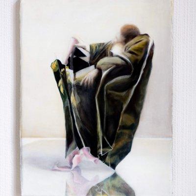 emilie terlinden, painting, dmw gallery, artist, astronomer