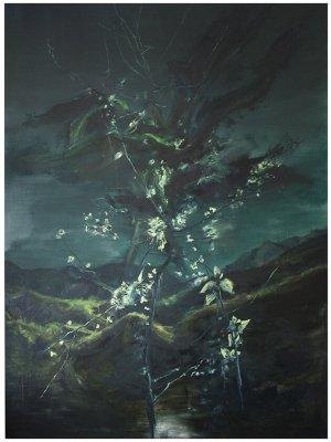 joris vanpoucke, dmw gallery, mare, painting, solo exhibition, maere