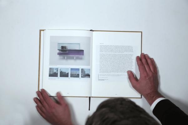 caroline van den eynden, artist book, dmw gallery, connection between memory and desire