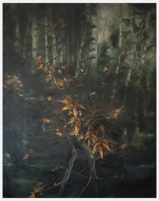 joris vanpoucke, dmw gallery, mare, painting, solo exhibition, untitled