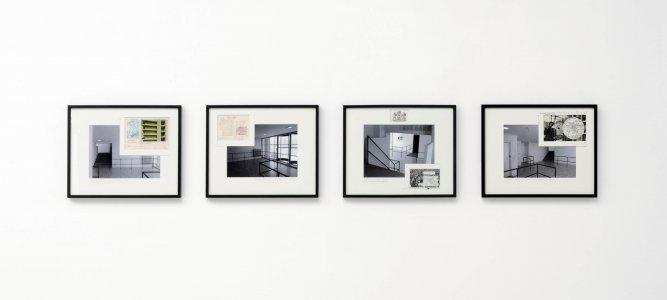 caroline van den eynden, collage rail, dmw gallery