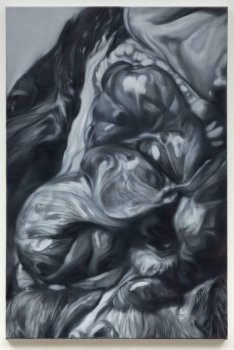 stephan balleux, dmw gallery, rhymes and enantiomorphs, painting, internal