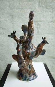 fia cielen, dmw gallery, sculpture, ceramic