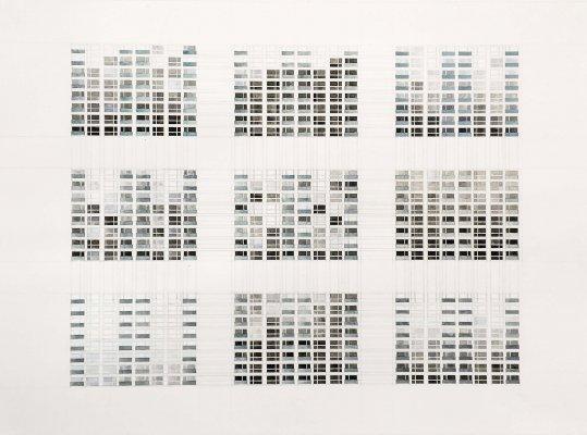 caroline van den eynden, dmw gallery, untitled, drawing
